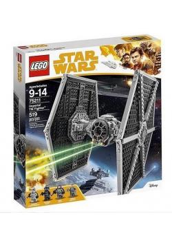 Lego STAR WARS 75211 Imperialny myśliwiec TIE