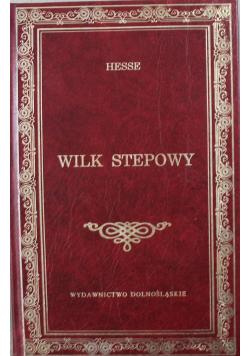 Wilk Stepowy