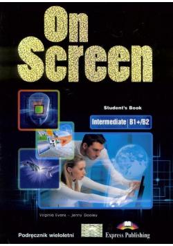 On Screen Intermediate B1 plus B2