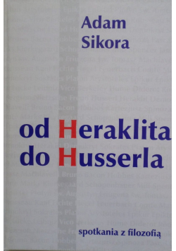 Od Heraklita do Husserla