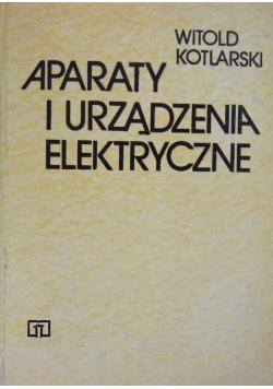 Aparaty i Urządzenia Elektryczne