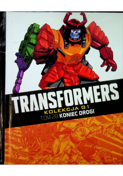 Transformers Tom 20 Koniec drogi