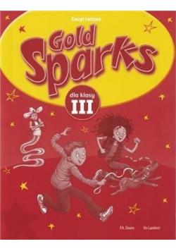 Gold Sparks 3 zeszyt ćwiczeń OXFORD