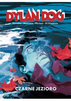 Dylan Dog. Czarne jezioro
