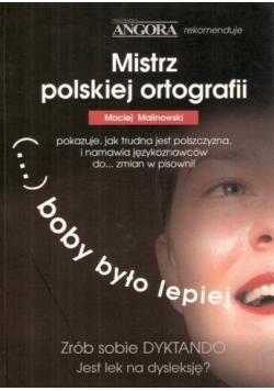 Mistrz polskiej ortografii