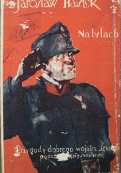 Przygody dobrego wojaka Szwejka 1929 r