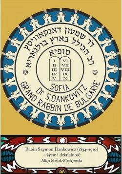 Rabin Szymon Dankowicz 1834-1910