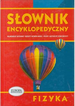 Słownik encyklopedyczny Fizyka