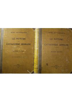Roma Sotterranea Le Pitture Delle Catacombe Romane Testo / Tavole 1903 r