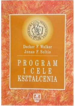 Program i cele kształcenia