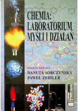 Chemia  Laboratorium Myśli i działań