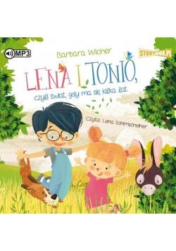 Lena i Tonio, czyli świat, gdy.... audiobook
