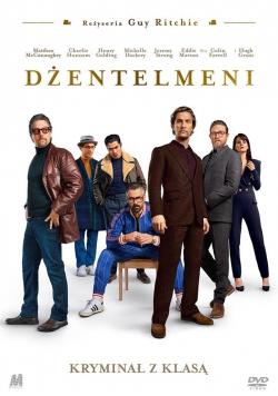 Dżentelmeni DVD