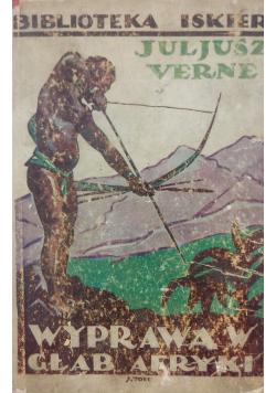 Wyprawa w Głąb Afryki 1929 r.