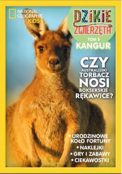 Dzikie Zwierzęta T.5 Kangur