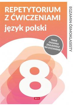 Repetytorium ósmoklasisty z ćw Język polski