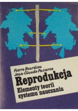 Reprodukcja Elementy teorii systemu nauczania