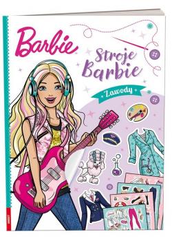 Barbie. Stroje Zawody