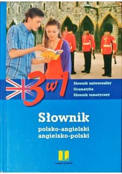 Słownik Polsko Angielski  Angielsko Polski