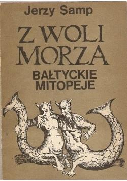 Z woli morza bałtyckie mitopeje