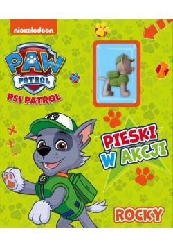 Psi Patrol. Pieski w Akcji. Rocky