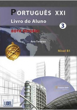 Portugues XXI 3 podręcznik + online