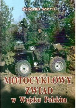 Motocyklowy zwiad w wojsku polskim