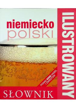 Ilustrowany słownik niemiecko - polski