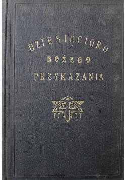 Dziesięcioro Bożego przekazania 1925 r.