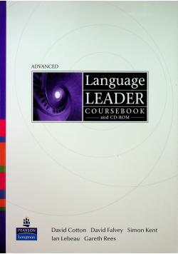 Language Leader Advanced SB plus CD-ROM