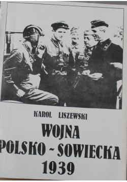 Wojna polsko sowiecka 1939