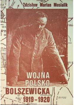 Wojna Polsko Bolszewicka 1919 1920