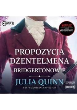 Bridgertonowie T.3 audiobook