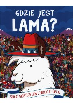 Gdzie jest Lama