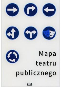 Mapa teatru publicznego