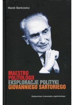 Maestro politologii