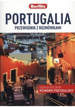 Portugalia przewodnik z rozmówkami
