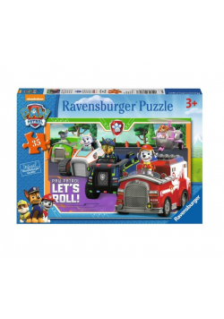 Puzzle 35 Psi Patrol
