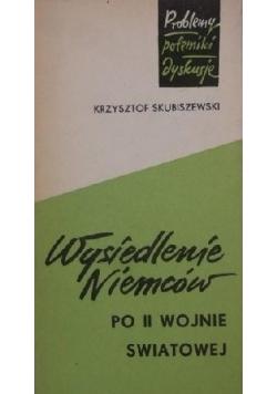 Wysiedlenie Niemców po II wojnie światowej