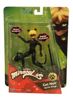 Miraculous: Figurka Czarny Kot