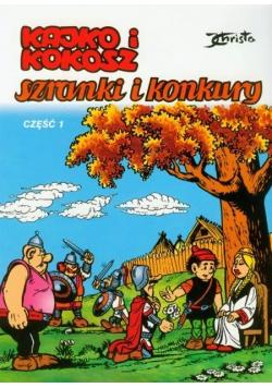 Kajko i Kokosz Szranki i konkury cz 1