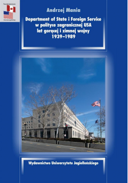 Department of State i Foreign Service w polityce..