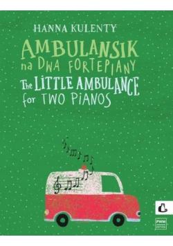 Ambulansik na dwa fortepiany PWM