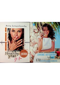 Zdrowe gotowanie by Ann/ Healthy year by Ann