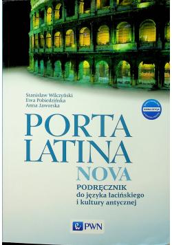 Porta Latina Nova Preparacje i komentarze
