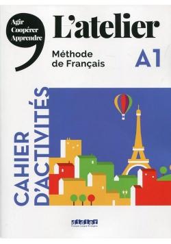 Atelier A1 Ćwiczenia + CD