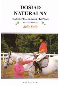 Dosiad naturalny harmonia jeźdźca i konia 2 w.3