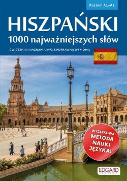 Hiszpański 1000 najważniejszych słów