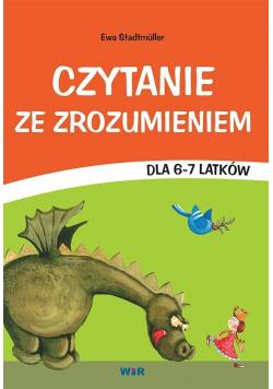 Czytanie ze zrozumieniem dla 6 i 7 latków