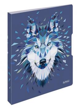 Segregator A4 2,5cm Wild Animals Wolf